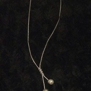 Brighton Classic double Pearl Necklace